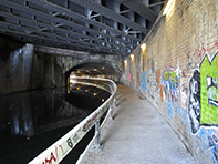 Grand Union Canal Curzon Street Tunnel