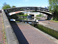 Grand Union Canal Aston Junction