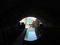 Grand Union Canal Snow Hill Tunnel