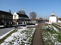 Grand Union Canal Fenny Sratford